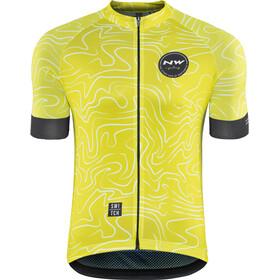 Northwave Lemonade Kortærmet cykeltrøje Herrer gul